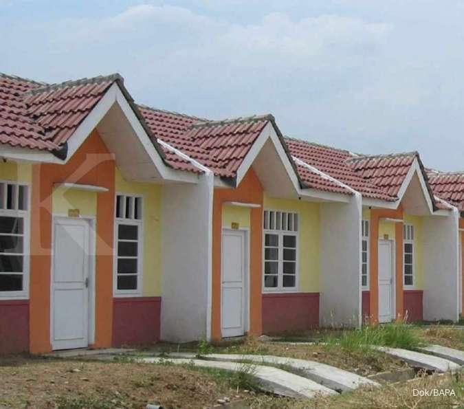 Bekasi Asri Pemula (BAPA) lanjutkan proyek rumah sederhana