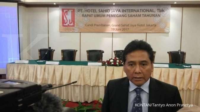 ILUSTRASI. Hariyadi Sukamdani Ketua Umum Asosiasi Pengusaha Indonesia (Apindo).