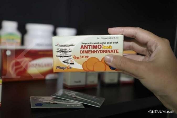 Phapros (PEHA) Saham Farmasi Pelat Merah Paling Murah, Sayang Likuiditasnya Rendah