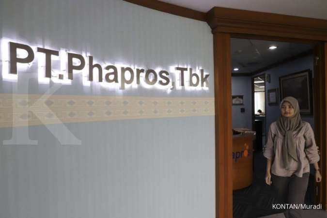 Phapros (PEHA) berencana gelar rights issue pada semester II-2019