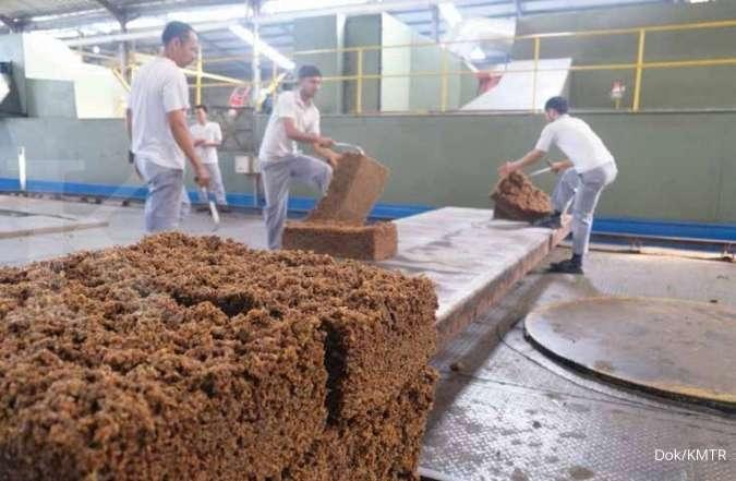 Kirana Megatara (KMTR) masih mengandalkan pasar ekspor
