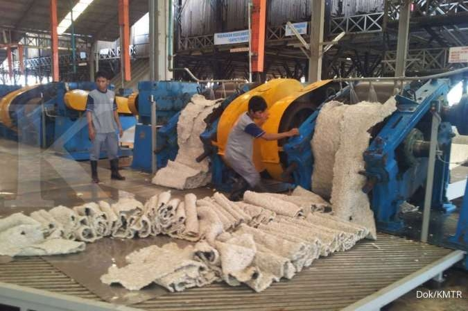Pabrik baru Kirana Megatara (KMTR) diperkirakan mulai produksi di tahun 2020