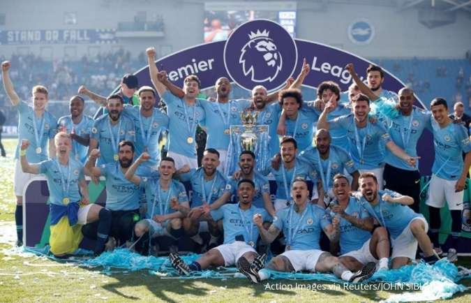 Perluas dominasi global, Manchester City beli klub bola India Mumbai City