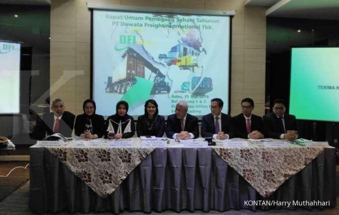 Dewata Freightinternational (DEAL) ganti jajaran direksi