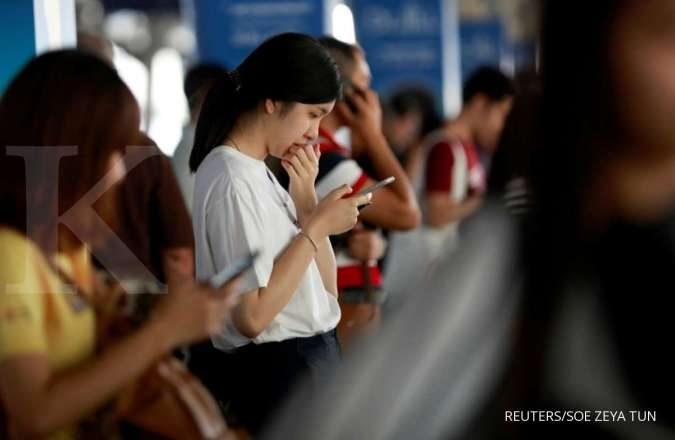 EXCL Mayoritas saham operator telko turun awal 2020, simak prediksi selanjutnya