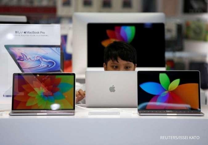 ILUSTRASI: Apple MacBook