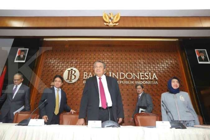 Bank Indonesia tahan suku bunga acuan di level 6%