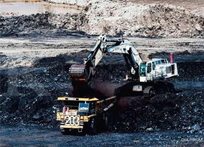 HRUM Ini strategi Harum Energy (HRUM) bertahan di tengah gejolak pasar batubara