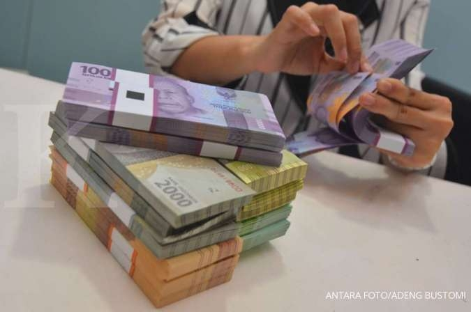 Rupiah menguat disokong sentimen eksternal dan internal