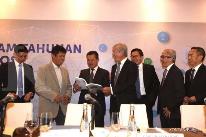 Tower Bersama Infrastructure (TBIG) anggarkan capex Rp 1,5 triliun