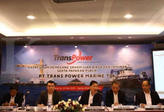 TPMA Trans Power (TPMA) sebut pihaknya kewalahan menangani permintaan angkutan batubara