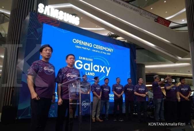 Samsung dan Erajaya Group gelar Galaxy Land selama 6 hari