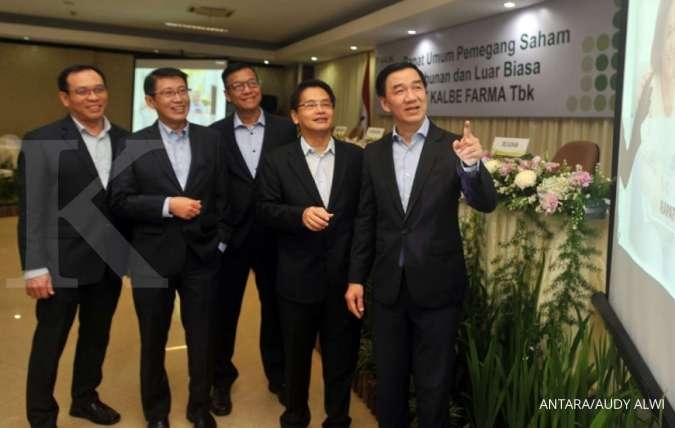 Kalbe Farma (KLBF) akan pindahkan pabrik Bintang Toedjoe ke Cikarang