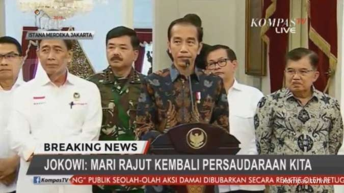 Indonesia will not tolerate security disruptions, president says