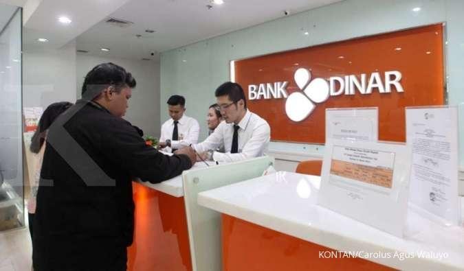BEI catat penambahan saham Bank Dinar (DNAR) dari Bank Oke