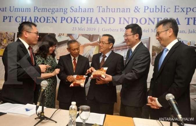 Kembangkan Fasilitas Pakan Ternak, Charoen Pokphand (CPIN) Siapkan Rp 2,5 Triliun