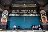 Tanah Abang traders lose Rp 200 billion per day, market closed till Saturday