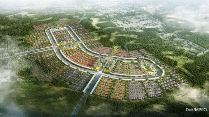 MPRO Maha Properti Indonesia (MPRO) masih kalkulasi anggaran untuk tahun ini