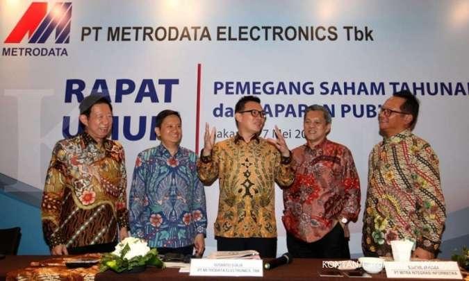 MTDL Metrodata Electronics (MTDL) targetkan pertumbuhan pendapatan 13% di tahun ini