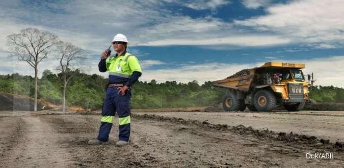 Atlas Resources (ARII) bidik produksi batubara 3 juta ton di tahun depan