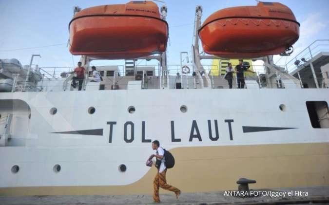 TPMA Kemenhub anggarkan subsidi tol laut Rp 439 miliar tahun ini