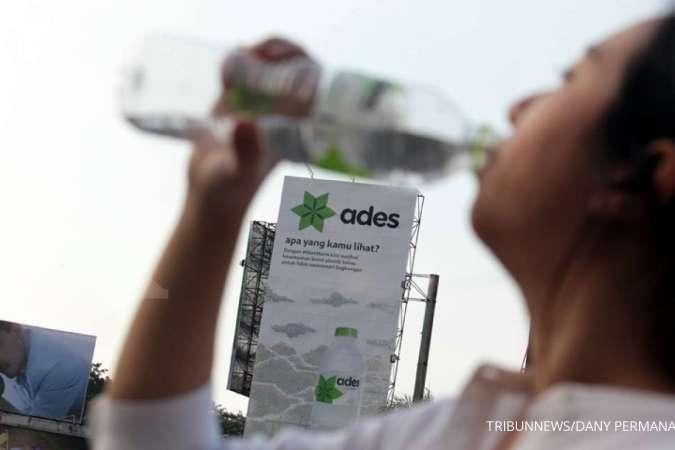 Produsen Air Minum ADES Pompa Kinerja Dengan Efisiensi