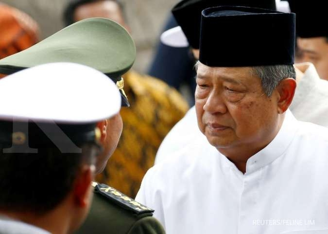 Former president Yudhoyono's mother passes away