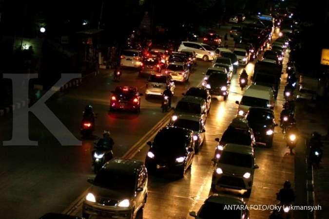Jasa Marga (JSMR) catat 55.776 kendaraan masuk Jakarta di hari kedua Lebaran
