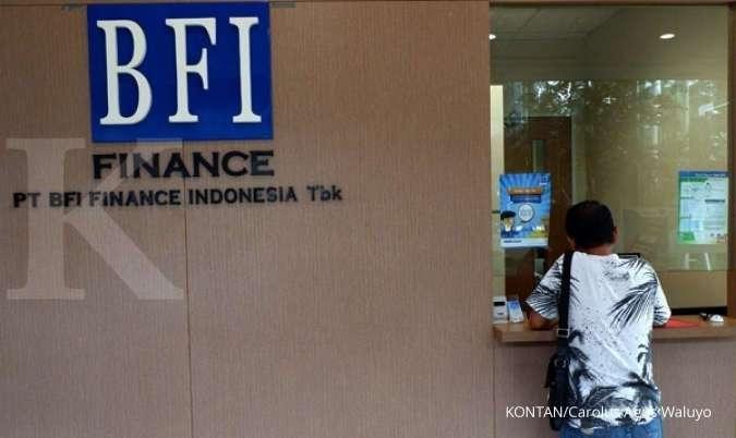 BFIN BFI Finance pasang target moderat di bisnis pembiayaan syariah pada tahun ini