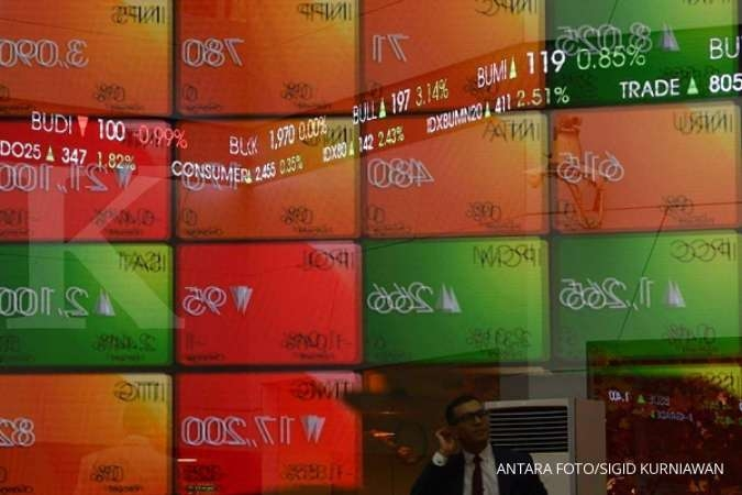 IHSG mendaki, saham KONI dan BRPT cetak untung tertinggi, Selasa (27/8)