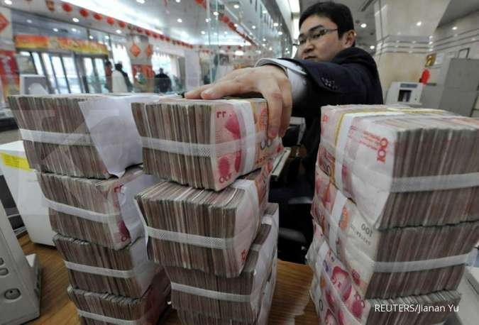 China state banks seen supporting yuan in forwards market
