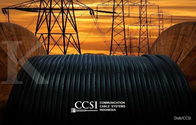 Tuntaskan penawaran, saham Communication Cable Sytems (CCSI) oversubscribed 2,5 kali