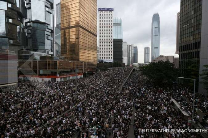 Indonesians in Hong Kong advised to stay away from mass rally