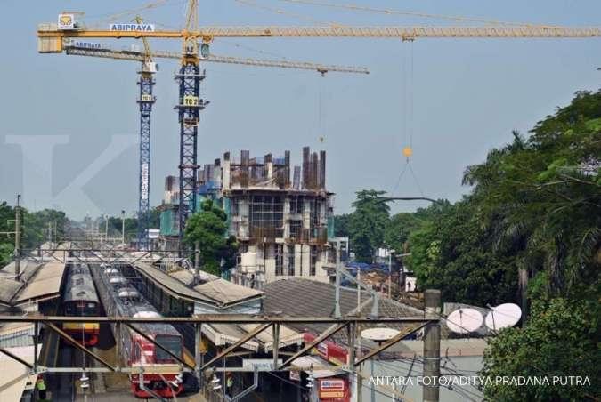 WIKA MTLA PPRO URBN Lima emiten ini menggarap proyek transit oriented development (TOD)