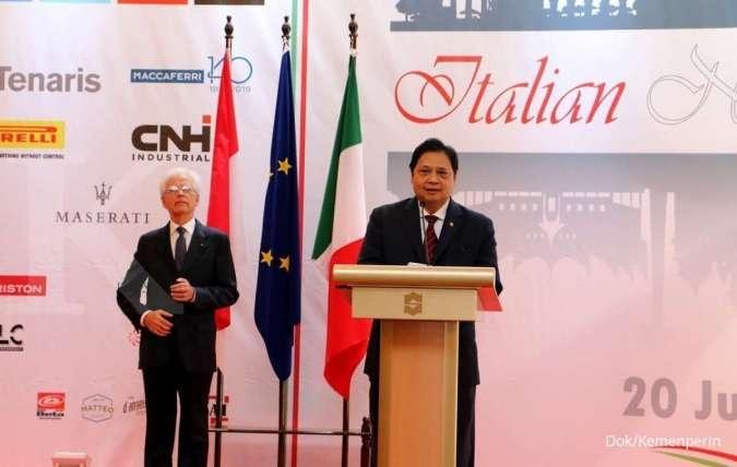 Forum Bisnis Indonesia-Italia: Peluang Tingkatkan Perdagangan dan Investasi Kedua Negara