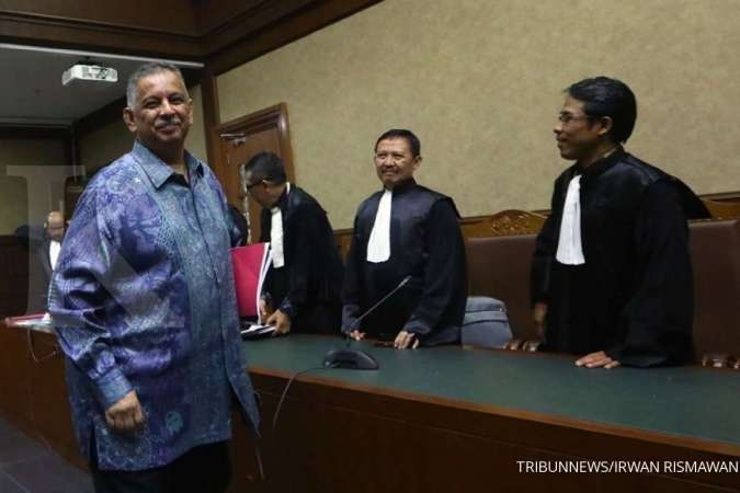 KPK indicts PLN's Sofyan Basir in Riau-1 power plant case dor facilitating 'bribery'