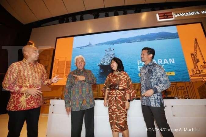 Pemilu usai, Samudera Indonesia (SMDR) optimistis kinerja segera melaju