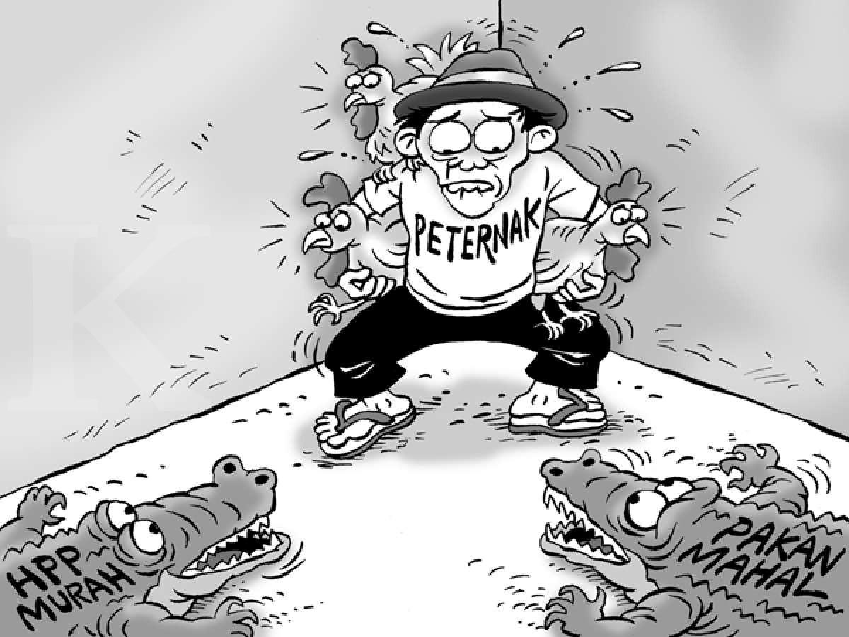 Benny Rachmadi - Peternak Ayam Tersudut