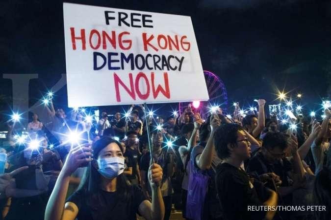 Makin panas, Amerika Serikat dan Australia merilis travel warning ke Hong Kong