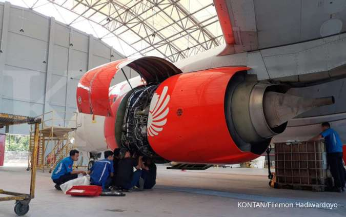Lion Air needs Rp 10 trillion for the Batam Aero Technic project