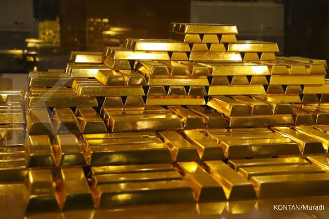 ANTM Saat harga emas pecahkan rekor, belum tentu investornya sudah untung