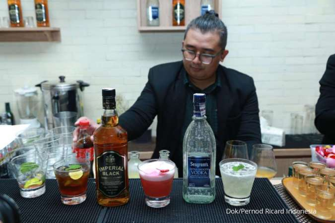 Pernod Ricard Indonesia perkuat industri wine di Indonesia