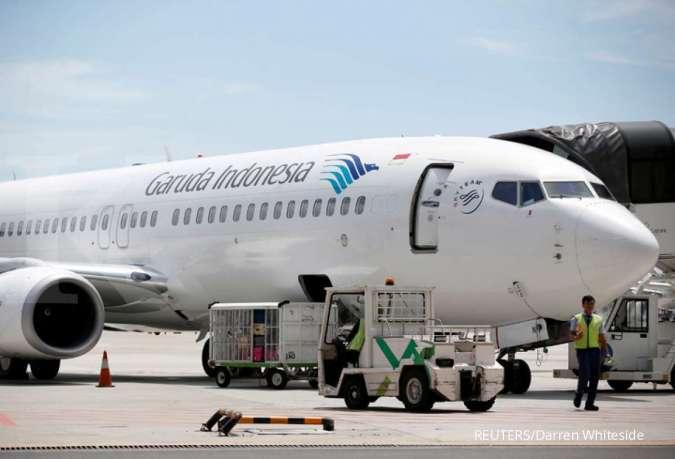Penjelasan Garuda Indonesia (GIAA) soal kabar larangan pengambilan gambar di pesawat