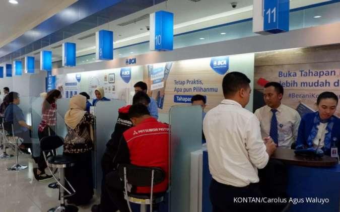 BBCA Bank Indonesia Pangkas Suku Bunga, Saham BBCA Berakhir di Zona Merah Pasca Keputusan