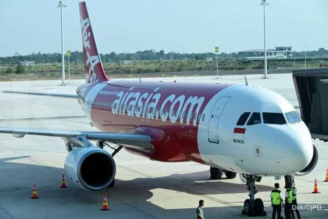 AirAsia Indonesia (CMPP) targetkan dana Rp 4 triliun dari rights issue