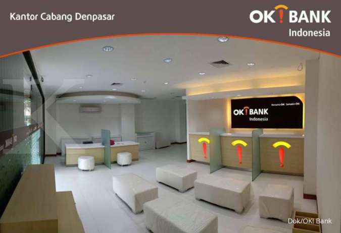 Bank Oke (DNAR) akan gelar rights issue