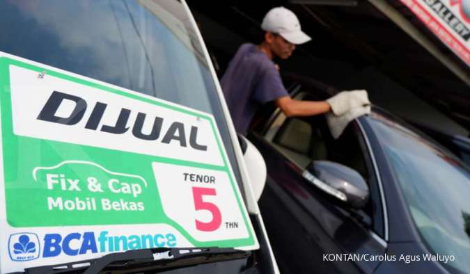 BBCA Per Mei 2019, BCA Finance salurkan pembiayaan mobil bekas Rp 4,87 triliun