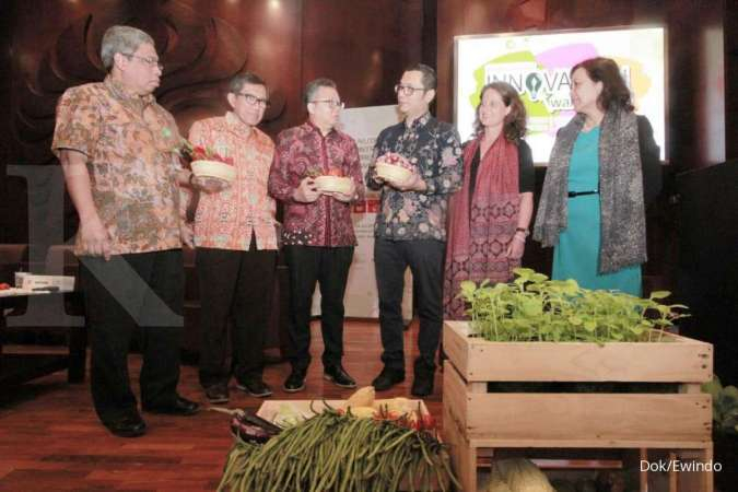 Ewindo meluncurkan program Panah Merah Innovation Award (PMIA) 2019