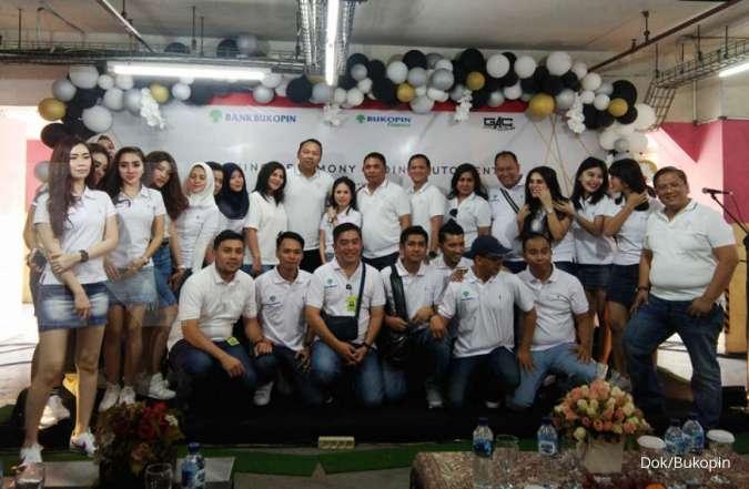 Genjot kredit UMKM, Bank Bukopin gandeng Gading Auto Center