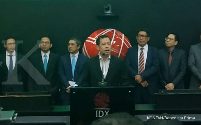 Analis: Saham IPTV sempat melonjak 128% karena aksi korporasi
